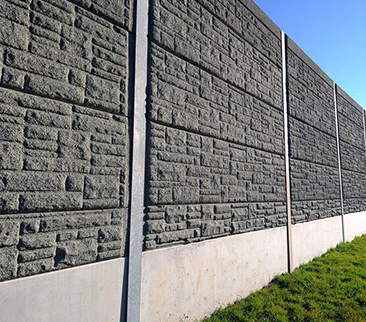 The Perfect Block PERFECT FOR SOUND BARRIERS & WALLS Composite ICF Block