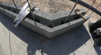 Insulating Composite Concrete Forms