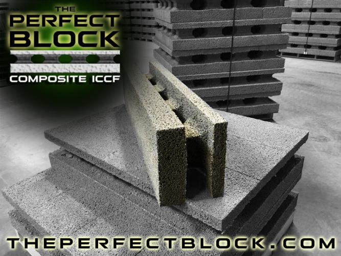 Fireproof Building Blocks