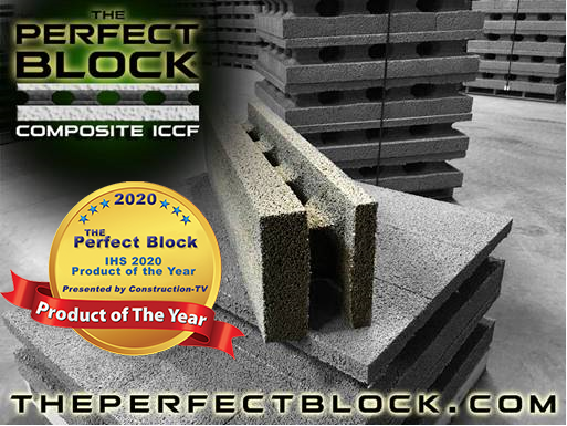 THE 2020 PRODUCT OF THE YEAR IS THE PERFECT BLOCK