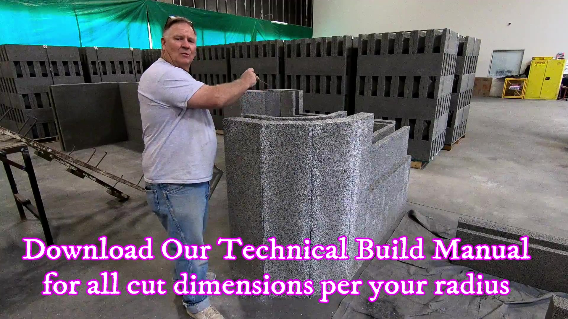 How To Build Round Walls